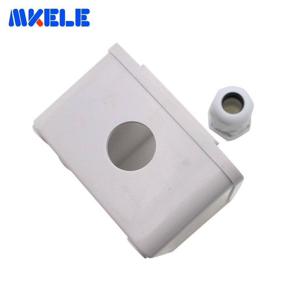 Plastic Waterproof Socket Box Household Socket Junction