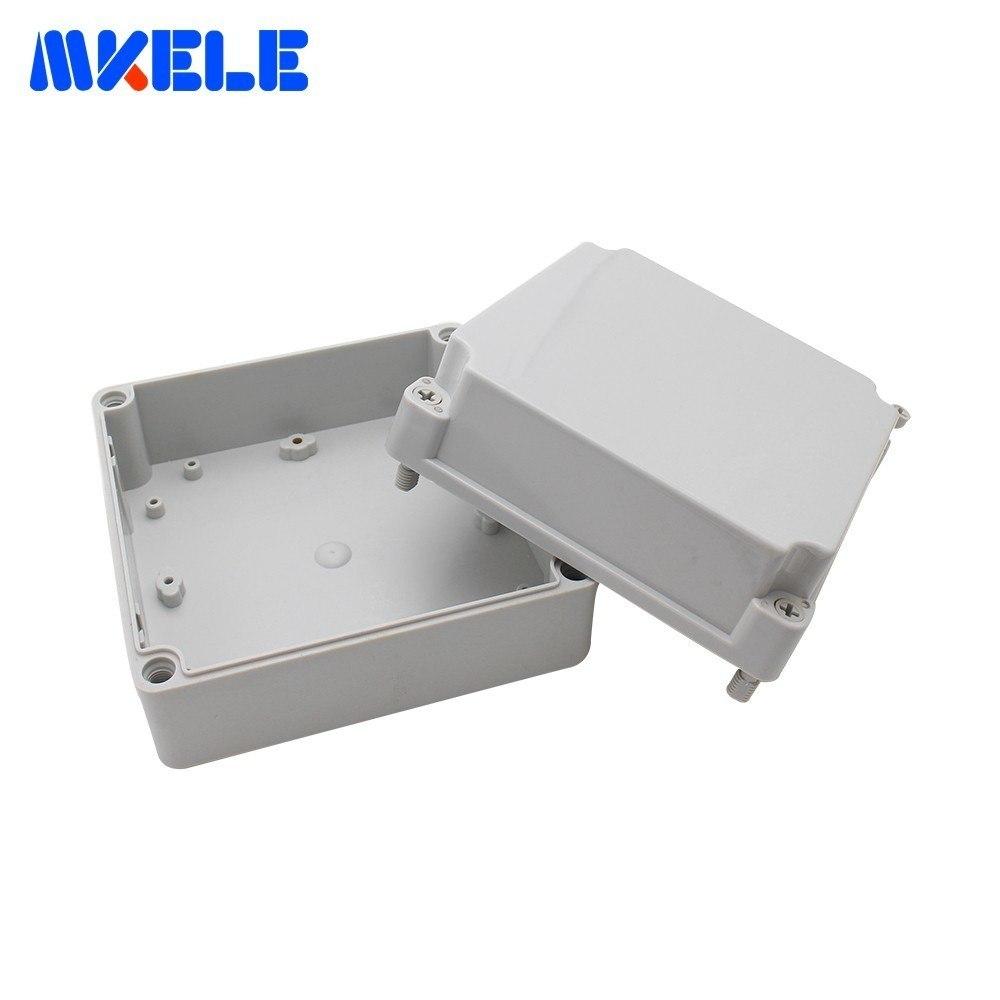 DIY Plastic Waterproof Electronic Junction Case Instrument Case Switch Box