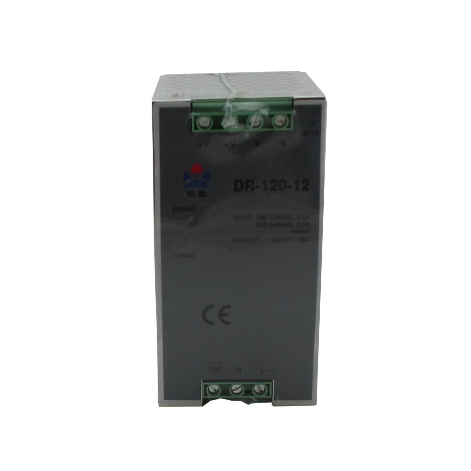 din power supply LED DC 12V 10A DR-120-12 Single Output ...